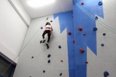 top-rope penjanje 2